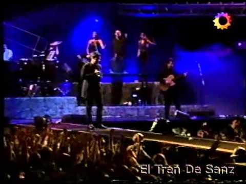 06   Alejandro Sanz - Hay un universo de pequeñas cosas   En vivo, Velez 2001 1