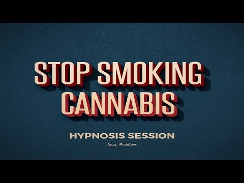 Stop Smoking Cannabis Hypnosis Session