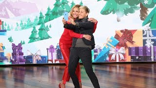 It's a 12 Days First as Ellen & Julia Roberts Give Everyone a Brand New iPhone XR