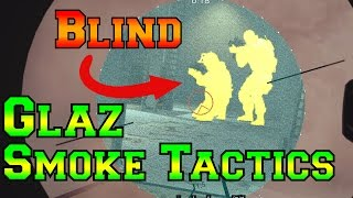 Highlights of ranked games in Tom Clancy's Rainbow Six Siege Velvet Shell including the new glaz smoke grenade tactics. Just use all of Glaz's and Thermite's smokes in the objective and go in with the new thermal scope for an easy clean up ;D Its so fun that I think I'll main Glaz... I have yet to learn good spots with him tho, I will try to learn new awesome spots to show you guys some more long range sniping. Thank you SO much for the support lately guys, yesterday's video was super well received so today I made another Glaz vid for you people ;D Enjoy the Glaz thermal scope madness! (ALL RANKED) https://twitter.com/17Serenity17http://www.twitch.tv/Serenity17530 850 Subs