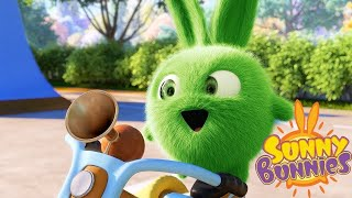 Video SUNNY BUNNIES | I CONIGLI IN BICI | Cartoni animati divertenti per bambini | WildBrain MP3, 3GP, MP4, WEBM, AVI, FLV Januari 2019