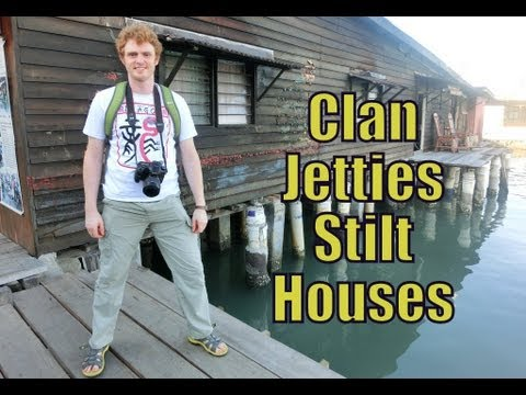 VIDEO: Clan Jetties Stilt Houses