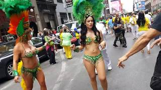 KOG Brazilian Samba Queens for New York City 2017    GaddahRa