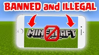 "👍 SMASH THAT ""LIKE"" button for more MINECRAFT POCKET EDITION!🔔SUBSCRIBE TO MY CHANNEL: https://goo.gl/ugK53fThis country wanted Minecraft to be banned across the entire country! Comment below if you think Minecraft should be banned at all! I feel that Minecraft Pocket Edition and Minecraft should NOT be banned or illegal in any country but some people think differently. Find out why this country wanted Minecraft to get banned. More Minecraft Pocket Edition secrets on my channel soon!🎧  BrainPod Earbuds: http://amzn.to/2s1P3oC👕  EPIC SHIRTS: https://goo.gl/OFqe4A👾  JOIN My DISCORD: https://discordapp.com/invite/truetriz►FREE iTunes + Google Play Gift Cards: http://mistplay.co/TrueTriz                         Code: TRUETRIZ-------------------------------------------------------------------------------------------How to INSTALL ADDONS/TEXTURE PACKS in Minecraft Pocket Edition: https://youtu.be/lpjpfhjLjOA-------------------------------------------------------------------------------------------Follow me►  https://twitter.com/TrueTrizFollow me►  https://www.instagram.com/truetrizzy/Facebook►  https://www.facebook.com/TruetrizDISCORD► https://discordapp.com/invite/truetrizSUBSCRIBE TO MY NEW CHANNEL: https://goo.gl/E51YAc-------------------------------------------------------------------------------------------Use Code ""TRIZ"" for 10% OFF your ENTIRE purchase of GFuel! ► http://gfuel.com/What is Minecraft Pocket Edition? Minecraft: Pocket Edition is the mobile version of Minecraft developed by Mojang. Minecraft has its own currecny called Minecraft Coins that you can get skin packs, mashup packs, and world downloads on the Minecraft Market Place.-------------------------------------------------------------------------------------------If you read this, comment "" USE CODE TRIZ """