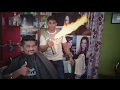 Fire Haircut ✂ fire style ✂ Amazing New Hairstyle -2017 ..#22
