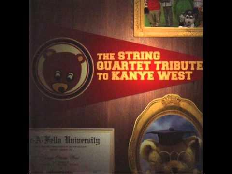 Vitamin String Quartet Performs Kanye West's Flashing Lights