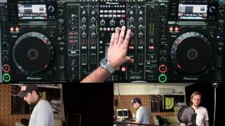 Alex Niggemann - Live @ DJsounds Show 2011 (Part 1)