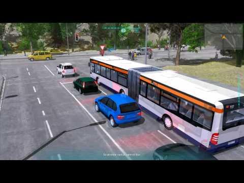 Bus Simulator 2012 - Let's Play Folge 5 - Bielefeld-Repaint die Zweite