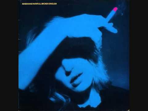Marianne Faithfull - Witches' song lyrics