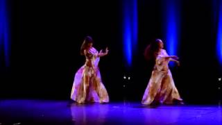 Compagnie Yzélia, Danse orientale Mwashahat