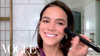 Download Video Bruna Marquezine's Guide to a Brazilian Glow in the Winter | Beauty Secrets | Vogue MP3 3GP MP4