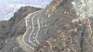 Al Taif Saudi Arabia  City new picture : Mountain of Al Hada - Taif - Saudi Arabia