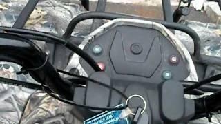 9. Yamaha bruin 350 4x4  walkaround
