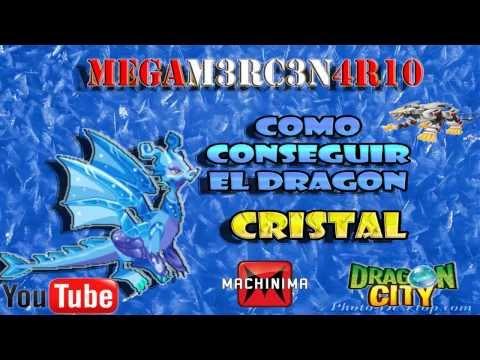 COMO SACAR EL DRAGON CRISTAL 100% ACTUALIZADO