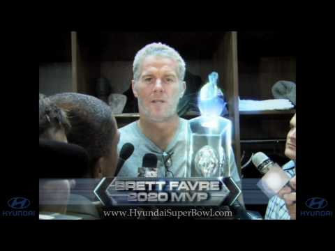 [HD] Super Bowl 2010 Commercial with Brett Favre | New Hyundai Super Bowl ...