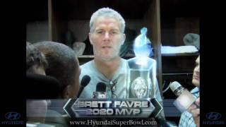 [HD] Super Bowl 2010 Commercial with Brett Favre | New Hyundai Super Bowl 44 XLIV Commercial