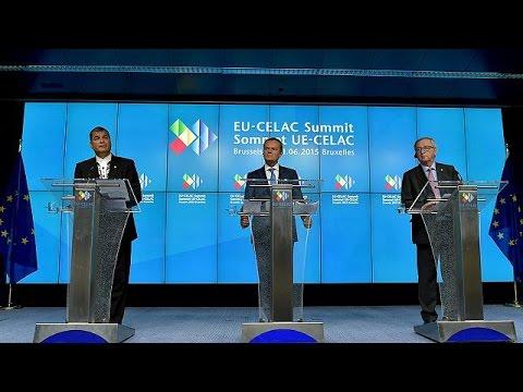 Βρυξέλλες: Βαθύτερη συνεργασία αλλά οι διαφορές παραμένουν για ΕΕ- Λατινική Αμερική
