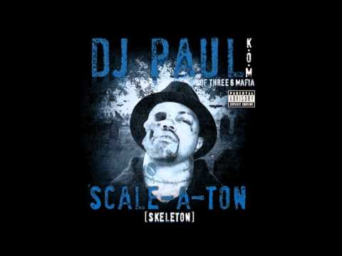 DJ Paul - Scale-A-Ton  (Best Of)