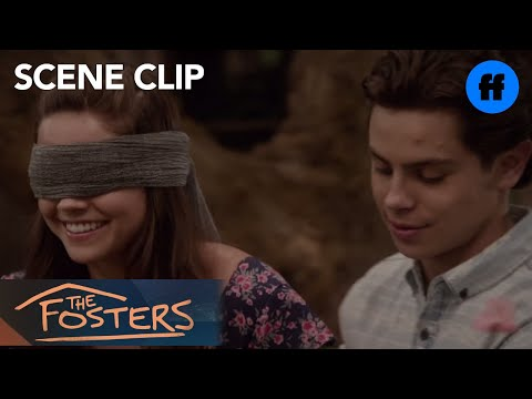 The Fosters 2.09 Clip 'Jesus' Surprise'