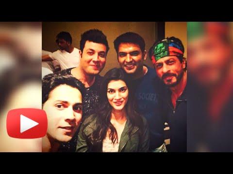 Shahrukh Khan Watches Kapil Sharma's Kis Kisko Pya