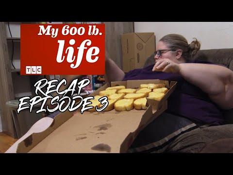 My 600-lb life Season 8 Episode 3 Recap