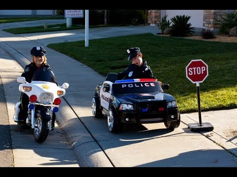 Sidewalk - The Sidewalk Cops are on patrol again keeping our public sidewalks safe. In this episode Office Gabe and Officer Micah, in their Dodge Charger and motorcycle...