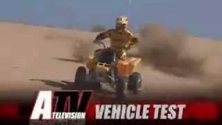 3. ATV Television Test - 2006 Yamaha Banshee