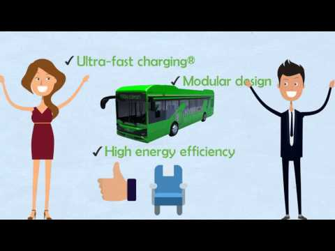 Hybricon Bus Systems AB Electric Buses