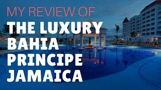 Get the best rate for this resort on our website: http://jamaicahotelreview.com/resort/luxury-bahia-principe/ This is a review of the 5...