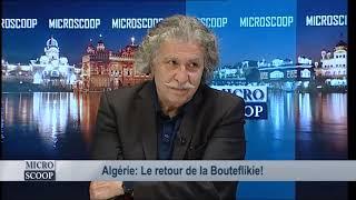 Algérie: Le retour de la Bouteflikie !