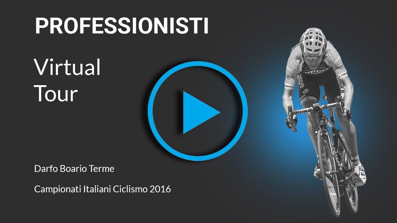 Percorso Campionato Italiano Prof 2016