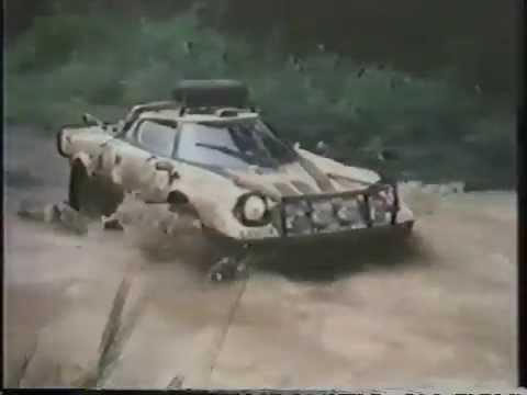 lancia stratos - rally 1975-1976