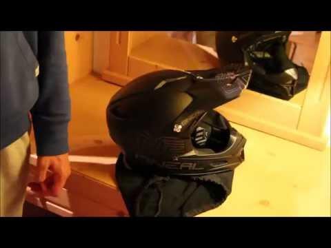 unboxing  + news (protezioni, casco e downhill)