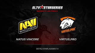 Virtus.Pro vs Na'Vi, game 1
