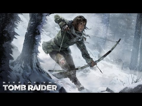 Rise of the Tomb Raider трейлер v-play.ru