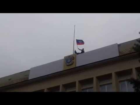 Митинг Краматорск 12.04.2014