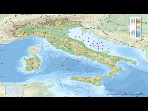 5 avvistamenti ufo in italia