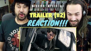 Video MISSION: IMPOSSIBLE - FALLOUT - Official TRAILER (#2) - REACTION & REVIEW!!! MP3, 3GP, MP4, WEBM, AVI, FLV Juli 2018