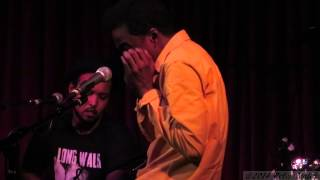 K'naan - Heart Of Gold (Live at the Hotel Cafe - 02-27-2014)