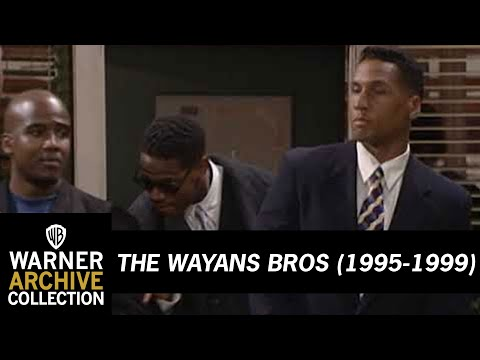 THE WAYANS BROS.: THE COMPLETE FOURTH SEASON Marlon's Return Clip