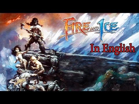 Fire & Ice - Full Version Animated Movie {English}