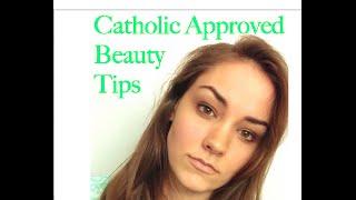 Video Catholic Beauty Tips: Catholic is Beautiful MP3, 3GP, MP4, WEBM, AVI, FLV Juni 2018
