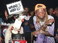 Lil Wayne Celebrates 36th Birthday and 'Tha Carter V' Release [PICS]