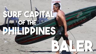 Baler Philippines  city images : The Surf Capital of the Philippines (Explore Baler, Millenium Tree)