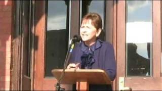 Monroe (NC) United States  city photos gallery : TEA PARTY Tax Day - Monroe NC, Congresswoman Sue Myrick
