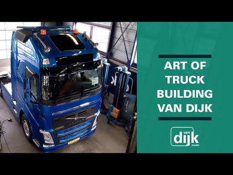 Art of Truck Building