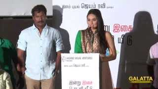 Ragini Dwivedi impresses with Jayam Ravi and Nani