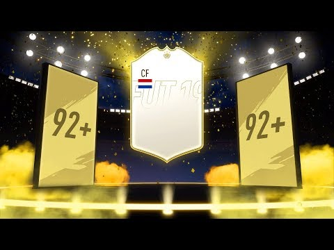 I PACKED A *SICK* PRIME ICON | £5000 FIFA 19 PACK OPENING!!