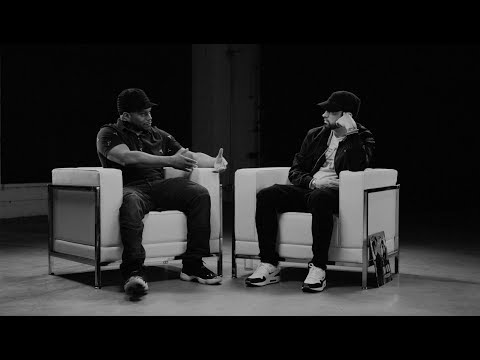 Eminem sat down with Sway for an exclusive interview for his tenth studio album, Kamikaze. This is Part One. Kamikaze is out now: http://shady.sr/Kamikaze ...