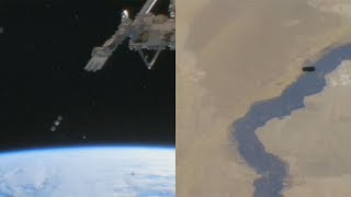 """Five """"BIRDS project"""" CubeSats were successfully deployed into orbit from the Japanese Experiment Module """"Kibo"""" of the International Space Station (ISS) on 7 July 2017. The satellites were: TOKI (Japan), GhanaSat1(Ghana), Mazaalai (Mongolia), Nigeria Edusat1 (Nigeria) and BRAC Onnesha (Bangladesh). """"BIRDS project"""" (The Joint Global Multi-Nation Birds Satellite project) is a international joint development and operations project of CubeSats. Credit: JAXA"""